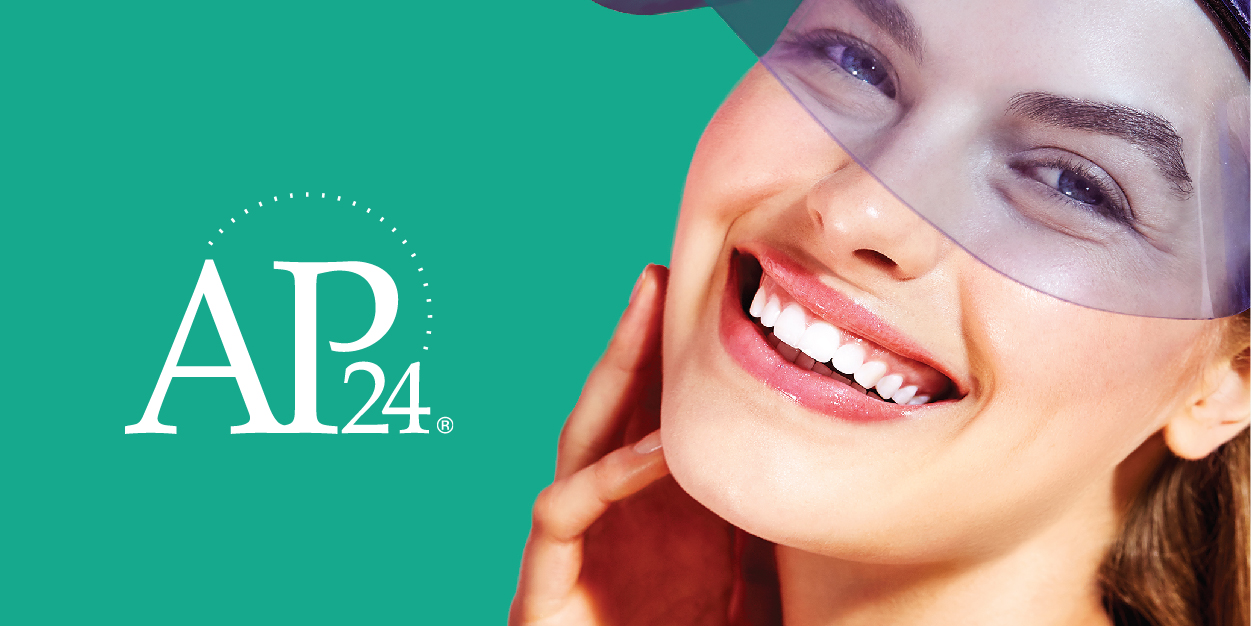 Recupera el brillo y el color natural de tus dientes con la pasta dental AP24